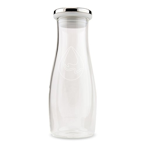 Aquasana Premium Glass Carafe, 1 Liter, 33.8 ounces Aq 4100 Shower Filter