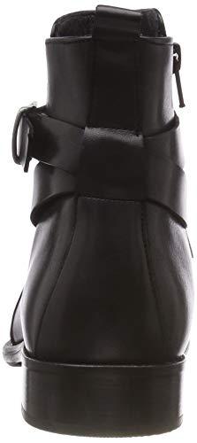 Schwarz Chelsea Diana Points 101 black Boots Ten Femme wXBFnqPA