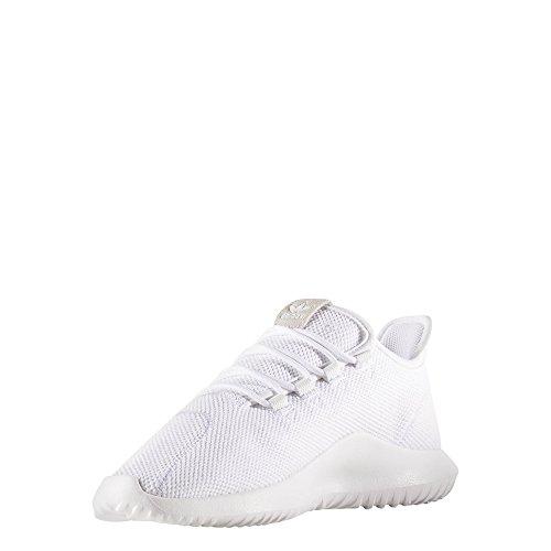 adidas Originals Men's Tubular Shadow Sneaker Running Shoe, Black/White, 11.5 D(M) US