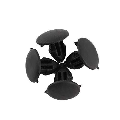 ghfcffdghrdshdfh Materiale 150pcs plastica Universale Rivet Sportello dauto Pannello di Rivestimento della Clip Fibbie