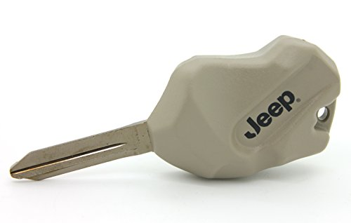LATCHWELL STR-5080003 Jeep Rock Uncut Ignition Key Taupe / 709850 Jeep Wrangler Grand Cherokee ()