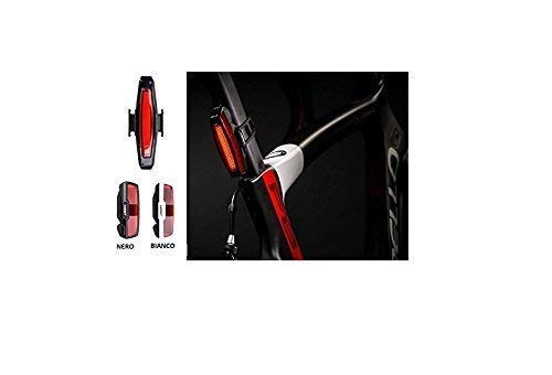Most Bike Bike Bike Luce Posteriore Pinarello 16 LED COB Ultra Brillanti - Coloreee Nero | Buona reputazione a livello mondiale  | Ampie Varietà  | a prezzi accessibili  | Ottima qualità  | Prezzo ottimale  65b2d6