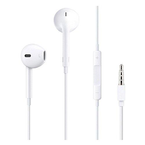 vastland Earbuds Earphones Stereo Headphones with Mic Earphones Stereo Bass 3.5mm Jack Headset for iPhone/Sony/Sumsung etc