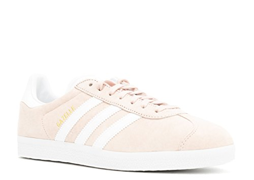 Adidas Gazelle Mens Bb5472 Vappnk, White, Goldmt