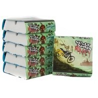 STICKY BUMPS MUNKEY COOL/COLD BARS 6 PACK by Sticky Bumps Surf Wax