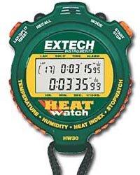 Heat Index Stopwatch, Relative Humidity