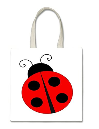 Red Ladybug Cute Halloween Trick Or Treat Polyester