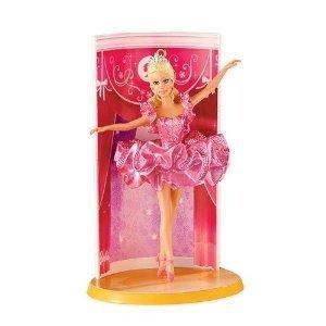 ament 2013 Prima Ballerina Barbie - #CXOR092D (Carlton Christmas Heirloom Ornaments)