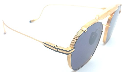 Jacques Marie Mage VICTORIO ALCHYMIST Gold - Sunglasses Jacques Marie Mage