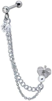 bijoux helix argent 925