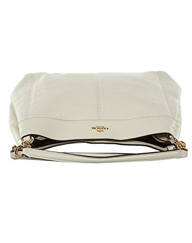 Handbag Chalk Pebbled Shoulder Lexy Leather Small Bag Coach f0xYYT