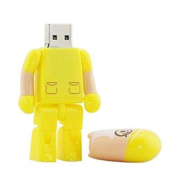 8GB Amarillo médicos modelo memoria Stick pendrive USB Flash ...
