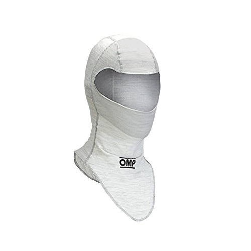 OMP ompiaa and 741e020 One Balaclava, White, Size