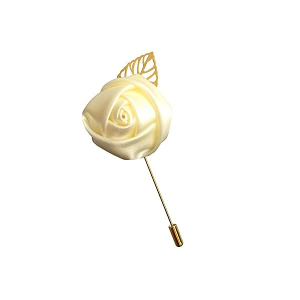 WeddingBobDIY-12Pieceslot-Groom-Boutonniere-Wedding-Silk-Rose35cm-Flowers-Accessories-Prom-Pin-Man-Suit-Decoration-Ivory
