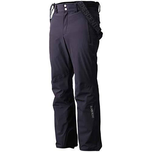 DESCENTE Swiss Team Short Mens Ski Pants - 36 Short/Black