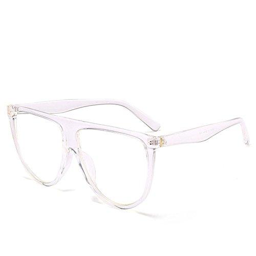 estilo Wild Gafas de Big vintage de E UV box sol de H anti conducción Gafas viaje Alger de wpYqHIU