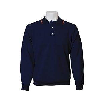 Jumar Sport - Sudadera básica Polo Bandera, Color: Azul Marino ...