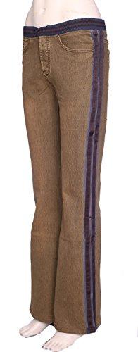 Lets Navy Para Shop Cut Waistband Boot Vaqueros Pantalones Mujer rqnrdwX60