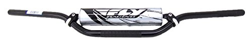 Fly Racing Handle Bars 7/8 Black 6061 T-6 Aluminum CR High Dirt Bike ATV
