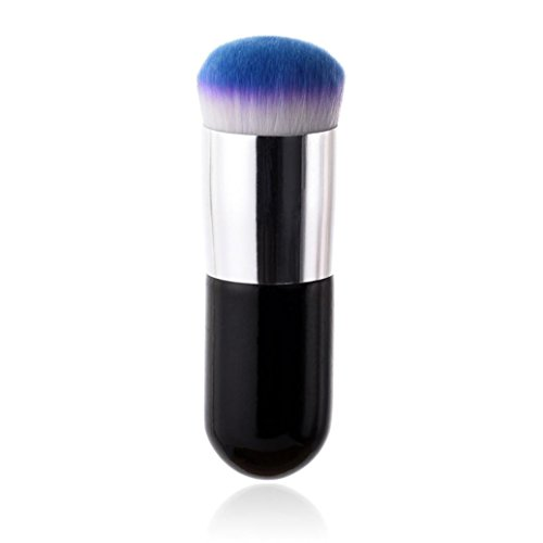 Hot,Yang-Yi 2018 Fashion Women Cosmetic Brush Face Makeup Brush Powder Brush Blush Brushes Foundation Tool (Black, 1233CM)