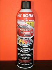Fw1 Cleaning Waterless Wash & Wax with Carnauba Car Wax