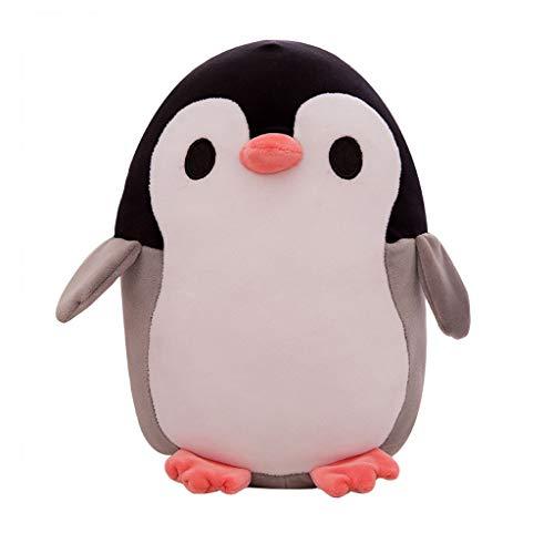 Plush Toy Penguin Hugging Pillow Stuffed Soft Cuddly Cartoon Doll Sleeping Comfort Cushion Pillow (Size : 45cm)