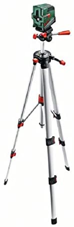 Bosch Nivel láser cruz PCL Set pilas trípode  m soporte universal