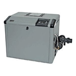 Zodiac Jandy LXi LXI250N 250K BTU Natural Gas Polymer Header Pool and Spa Heater by Zodiac