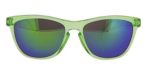 unisex azul y para de jum chica Gafas sol o ligera lentes verde de degradado monutra Jungle Funda chico en o con Calgary incluida en aqZSxP1nw