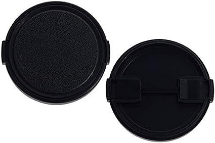 Smartfox Objektivdeckel Objektivklappe Objektivkappe /Ø 40,5 mm mit Verschlussclip