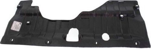 Crash Parts Plus Front Engine Splash Shield Guard for Kia Spectra, Spectra5 KI1228106 (Guard Spectra)