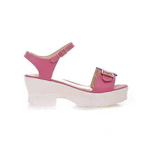 Soft Style Rhinestones Romanesque Studded Metal Purple Womens Sandals Buckles 1TO9 Material wWa0IEqAA