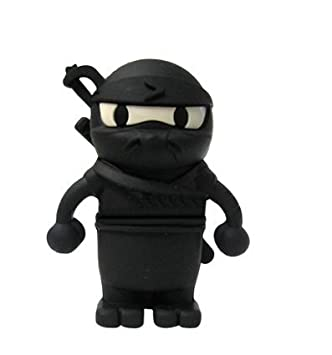 ZUBER - Memoria® novedad Cartoon Cool Ninja Flash USB de 8 ...