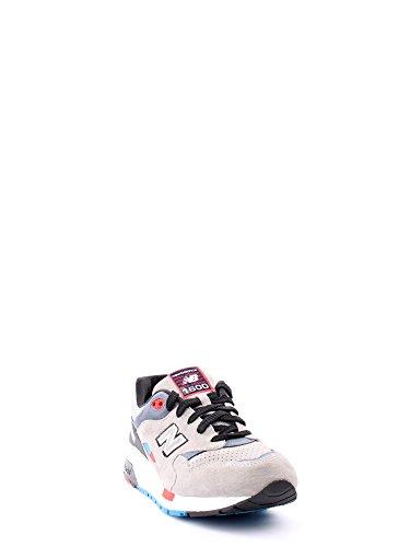New Balance 1600 Uomo Sneaker Grigio Grigio