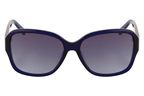 Óculos De Sol Nine West Nw554S 410/57 Verde Transparente
