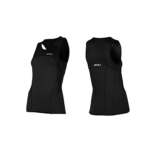 Active Top Women's nero Nero Tri 2xu 5q6PvOAv
