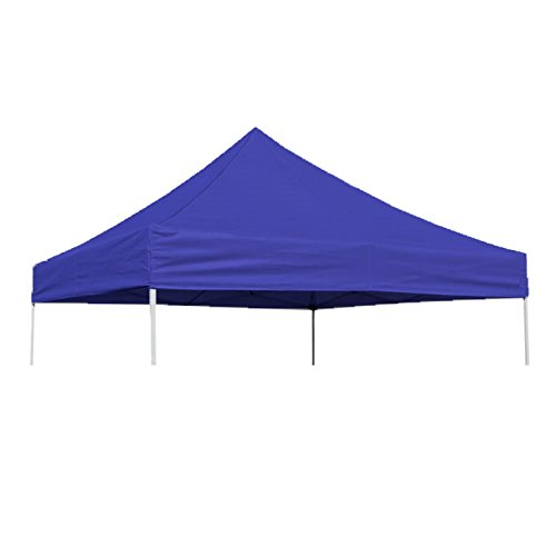 Universal Replacement Canopy for 10' x 10' Pop Tent - Blue