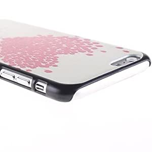 DUR Feather Pattern PC Hard Cover for iPhone 6