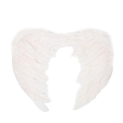 KICODE Disfraz de alas de ángel de Hada de TOPMountain