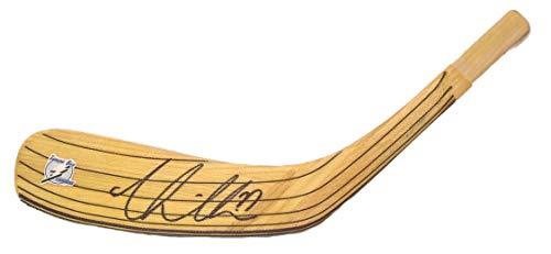 Hockey Signature Hockey Stick - Tampa Bay Lightning Victor Hedman Autographed Hand Signed Logo Ice Hockey Stick Blade with Proof Photo of Signing and COA