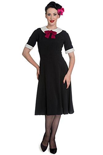 Hell Bunny - Vestido - para mujer negro