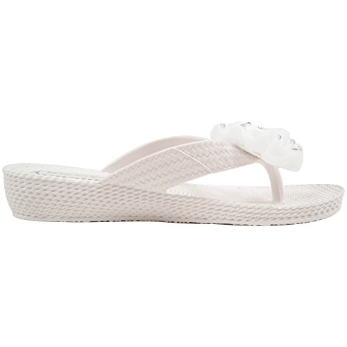 Bianco Bianco donna Absolute Sandali Absolute Footwear Footwear Footwear Sandali Absolute donna ZwnTvWp