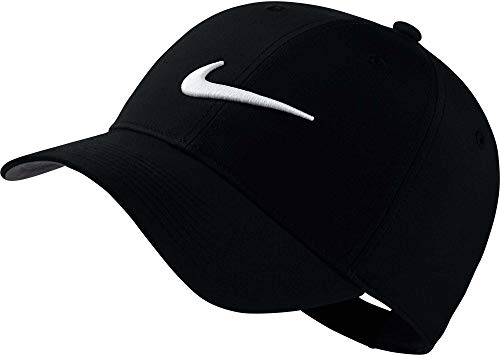 Nike L91 Cap Tech, Black/Anthracite/White, One Size (Baseball Hat Accessories)