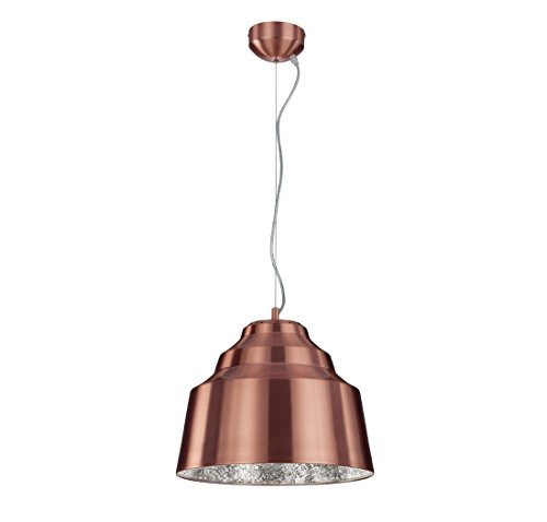 Arnsberg 376610309 Naples LED Pendant Light in Alum (Naples Pendant Lighting)