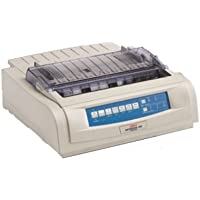 OKI62419001 - Oki Microline 491 24-Pin Impact Printer