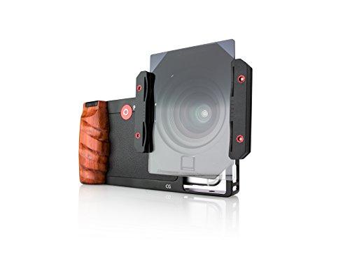 CGB Pro Case/Filter/3 Lens Kit - Black by Phoneographer (Image #5)