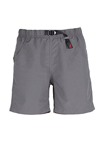 Women Gramicci Pants - Gramicci Womens Rocket Dry Original G Short, Asphalt Grey - Size: MD