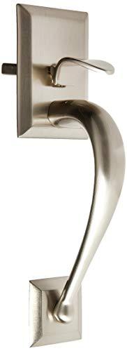 Concord Brass Trim Entry Baldwin - 6571 150 Entr Concord Complete Lock Trim