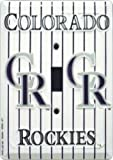 Colorado Rockies Light Switch Covers (single) Plates LS10026