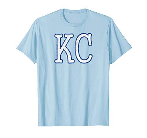 KC Royal Blue Vintage Gear w/ Unique Kansas City Pro Design ()